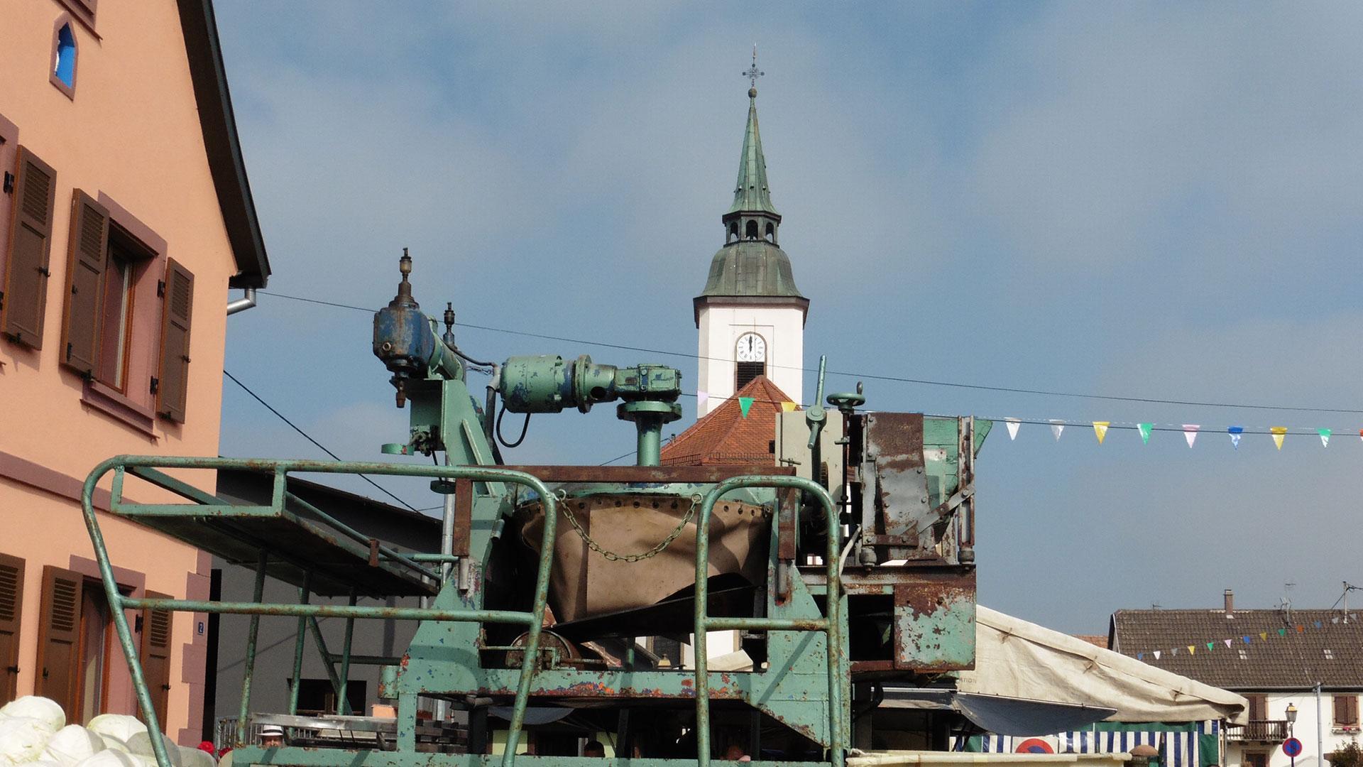 Photo de la Fête de la Choucroute à Krautergersheim - 3