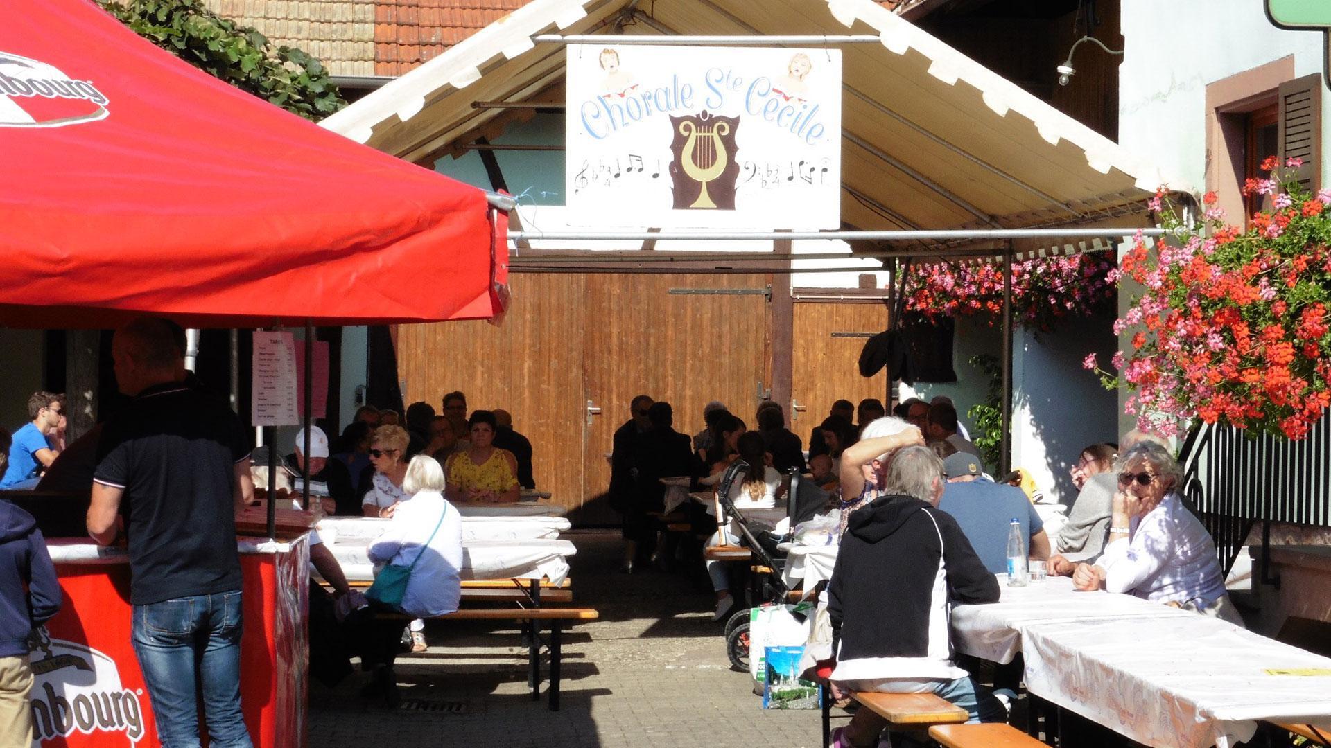 Photo de la Fête de la Choucroute à Krautergersheim - 2
