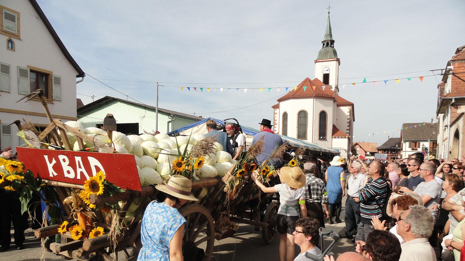 Photo de la Fête de la Choucroute à Krautergersheim - 8