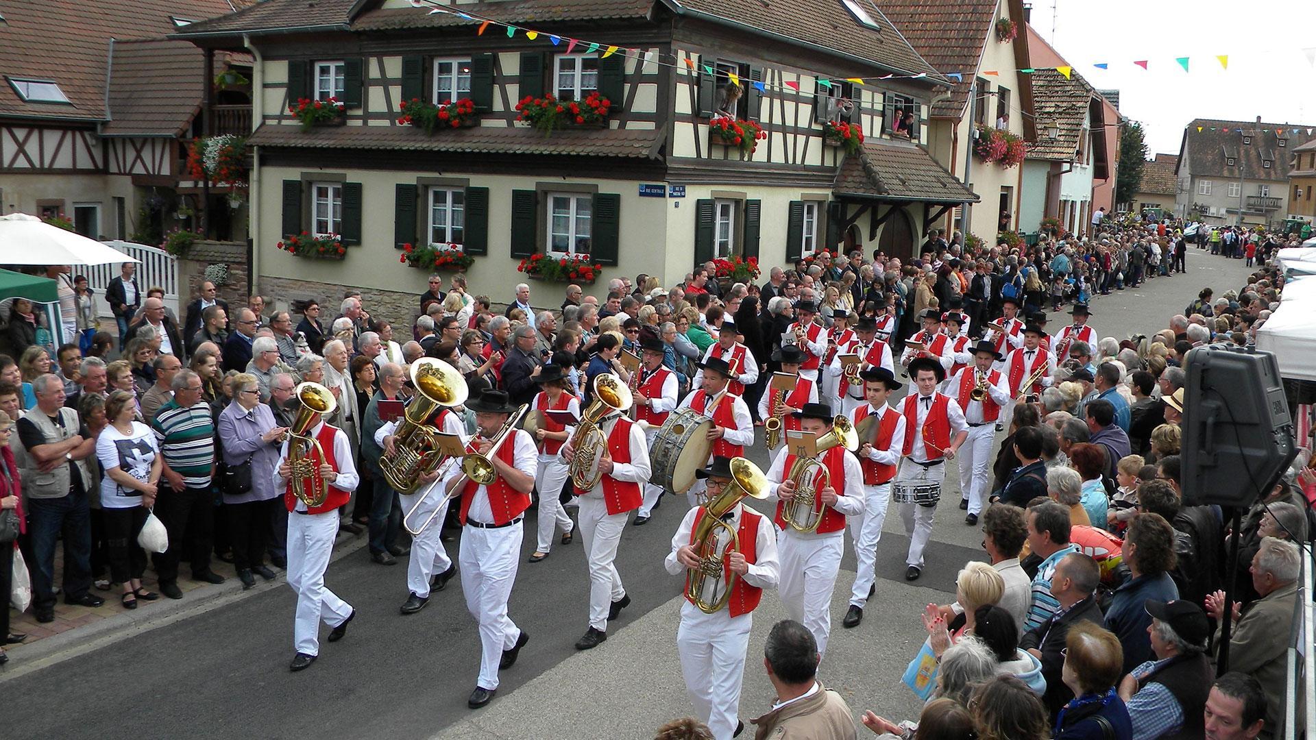 Photo de la Fête de la Choucroute à Krautergersheim - 7